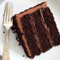 Chocolate Blackout Cake by Zoe Bakes