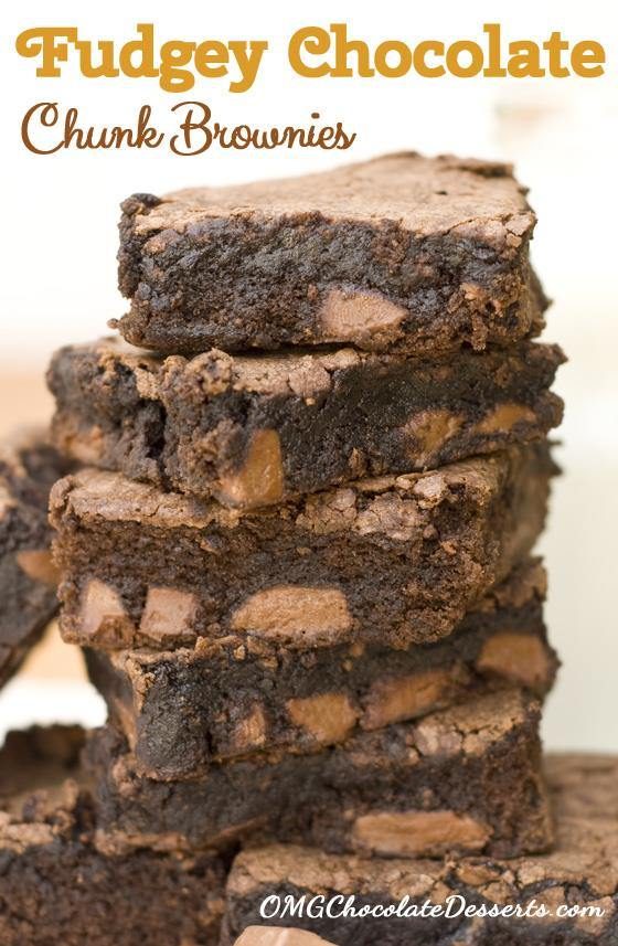 Fudgey Brownies