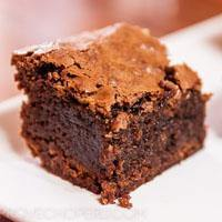 Extra Fudgy Brownies