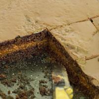 Honey Heart Chocolate Cake