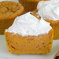 OMG Pumpkin Pie Cupcakes thumbnail