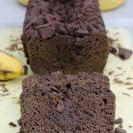 Banana Chocolate Bread Image