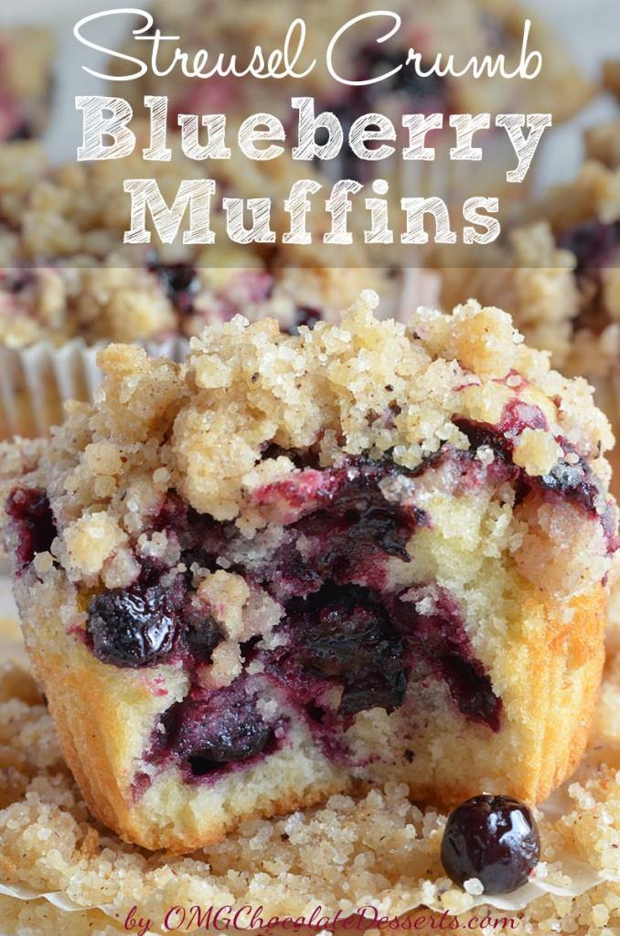 muffin streusel topping recipe