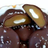 Dark Chocolate Caramallows