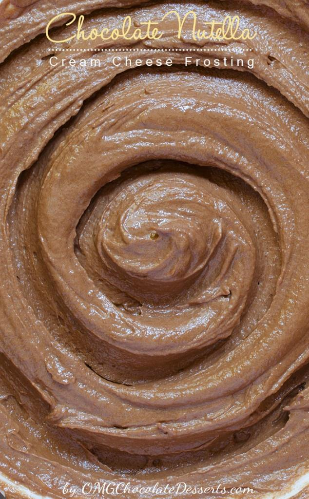 Chocolate Nutella Frosting