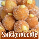 Snickerdoodle Poppers