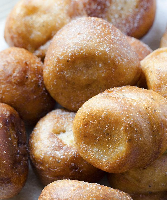 Couple of bananas extra? The time is for delicious Banana Fritters . Perfect for any occassion!