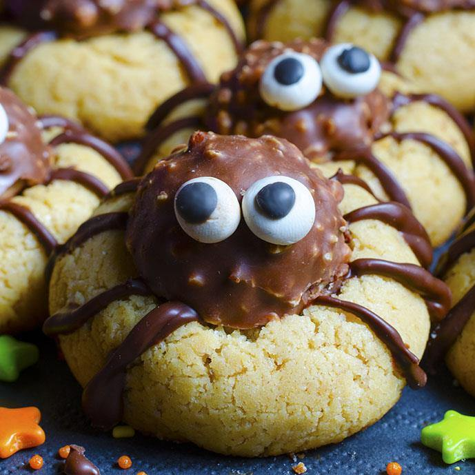 Attack of Spider Cookies