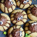 Bunch of Spider Cookies