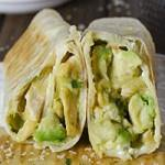 Chicken Avocado Buritos