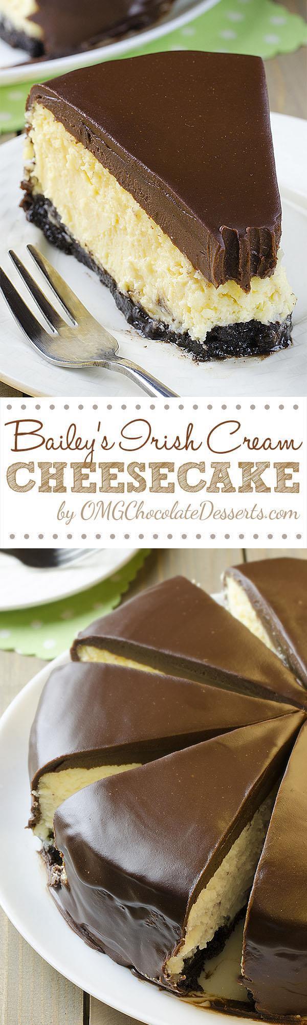 Baileys irish cream cake filling recipes