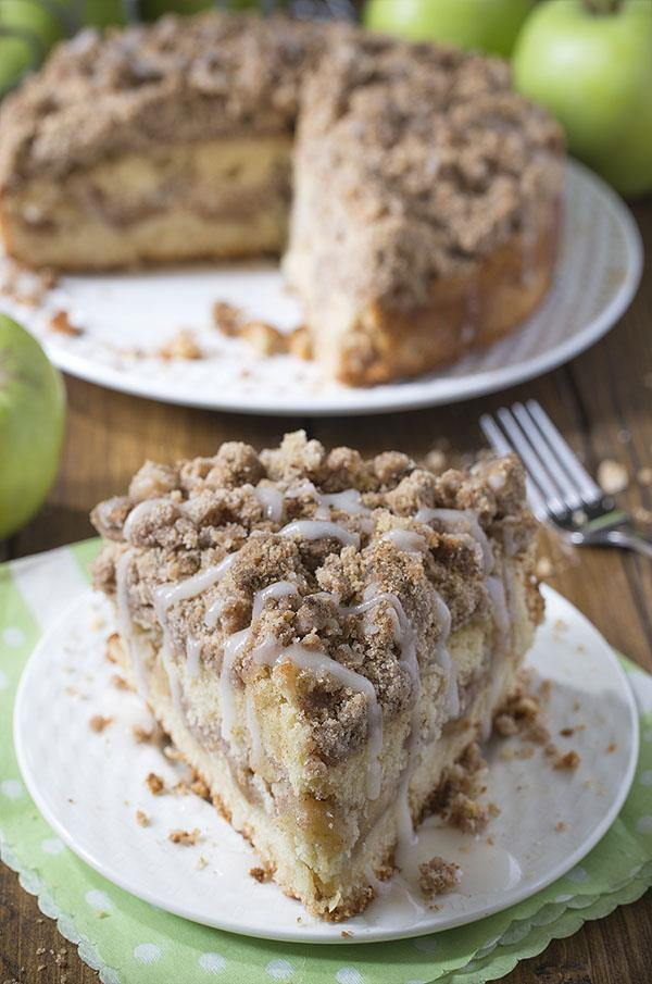 Apple Crumb Cake Recipe Martha Stewart