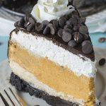 Picture of Pumpkin Cheesecake with Oreo Crust