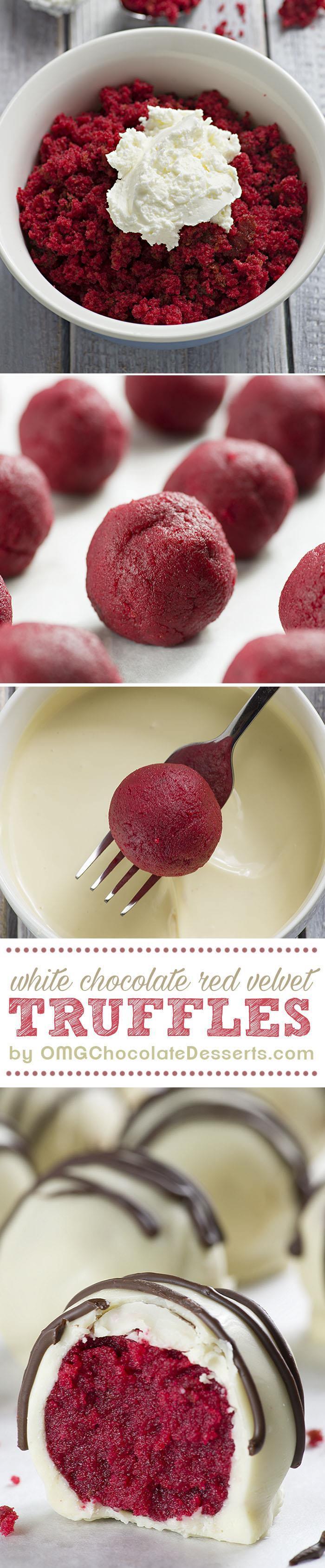 Fruit Cake Truffles