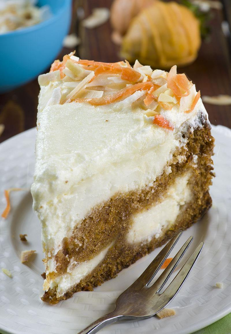 Carrot cake cheesecake easter version omg chocolate for Good desserts for easter