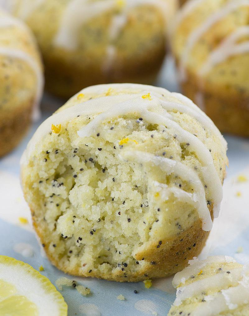 Recipe For Lemon Poppy Seed Muffins With Cake Mix