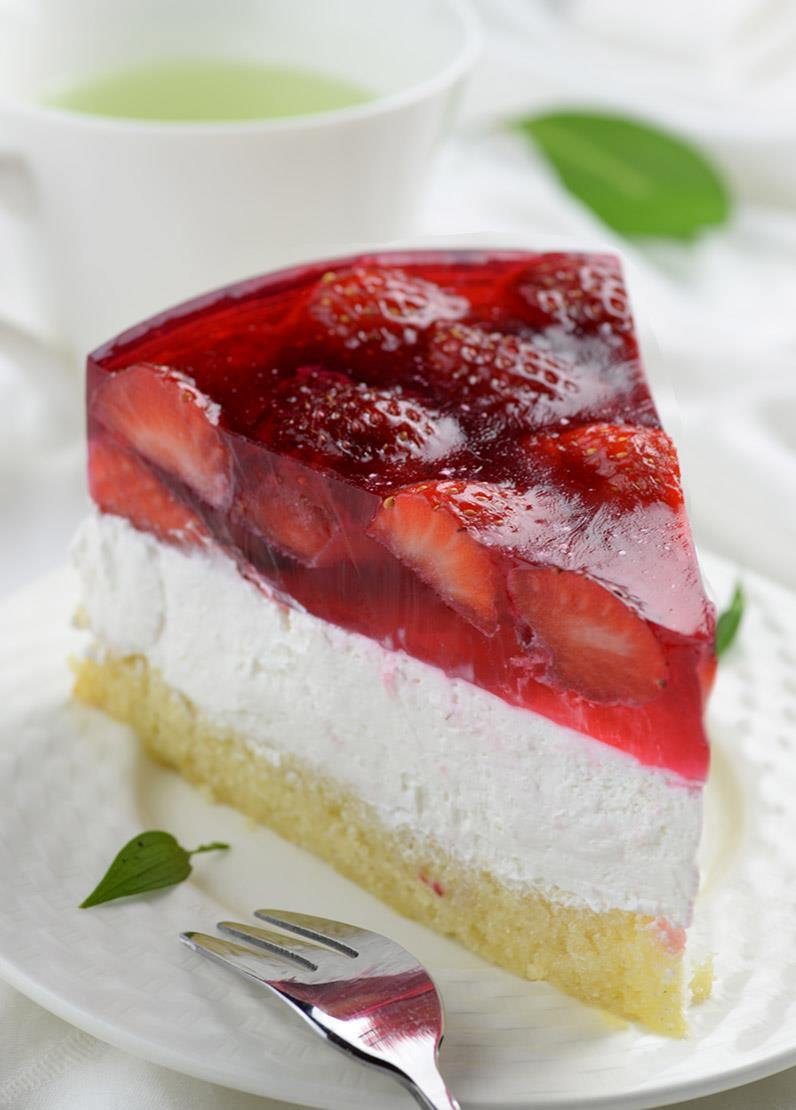 Strawberry Cake Recipe With Frozen Strawberries