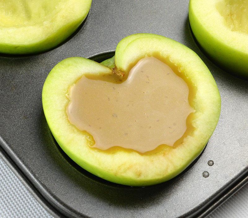 Caramel Apple Jello Shots Omg Chocolate Desserts
