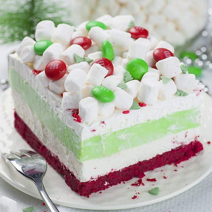 Strawberry Shortbread Cake Recipe