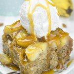 Picture of Banana Upside Down Cake
