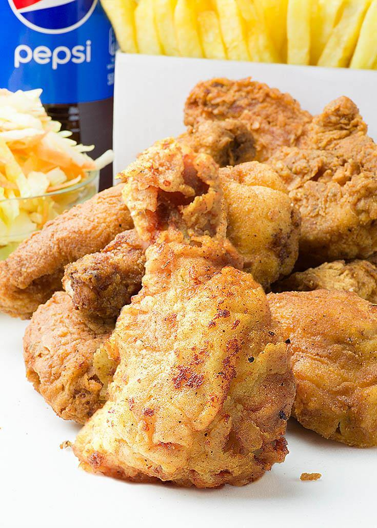 This Fried Chicken Recipe Is Perfect Balance Between Fast Food And Healthy Meals Its Real