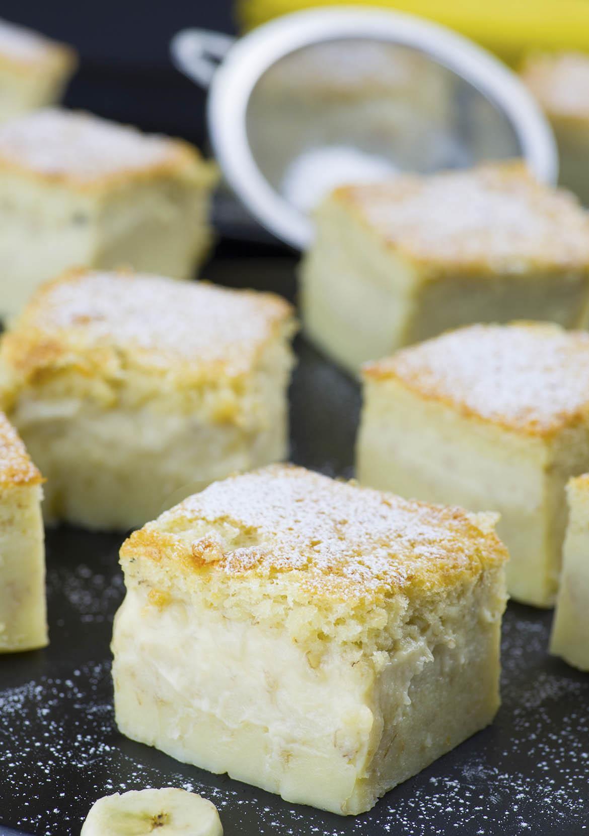 Banana Layer Cake Recipe
