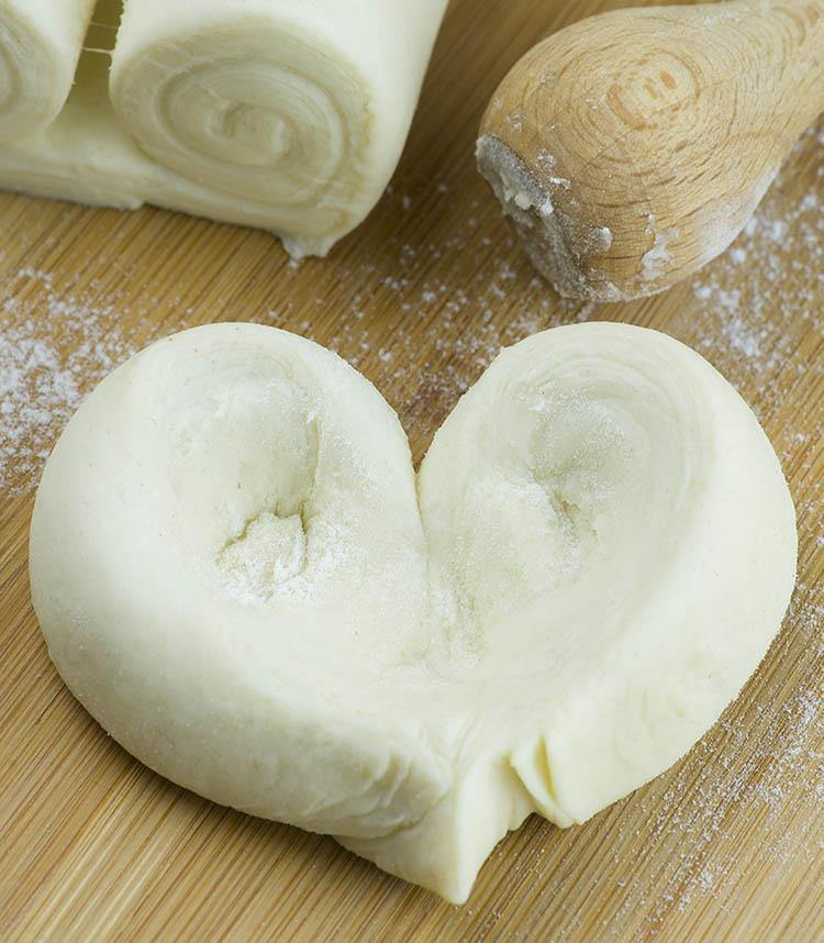 Easy Cream Cheese Danish recipe (Valentines) - step 2