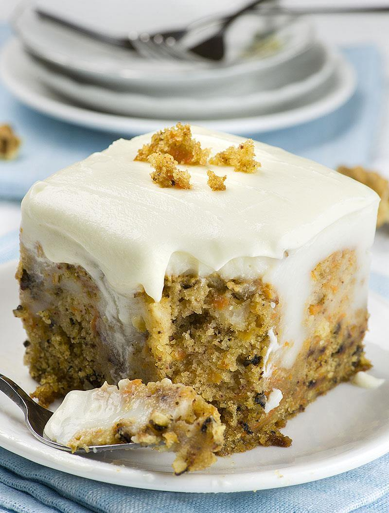 Carrot Cake Recipe With Box Cake Mix