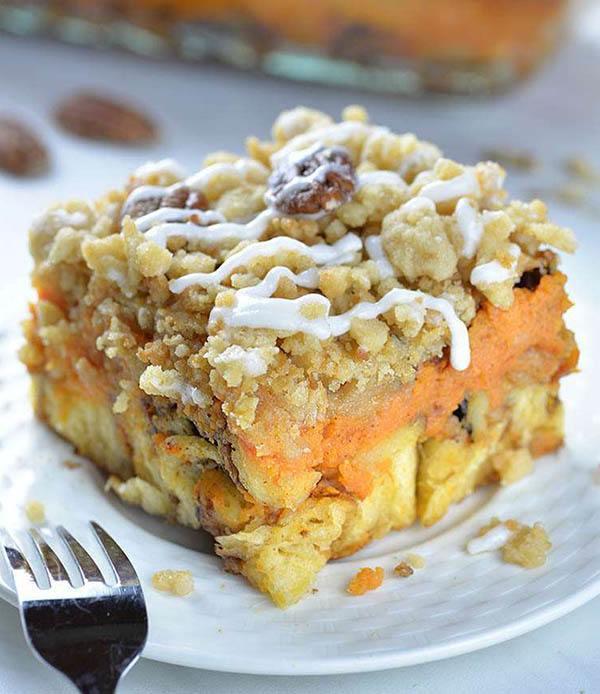 Pumpkin Pie Dessert Lasagna: Awesome Pumpkin Recipes For You This Fall