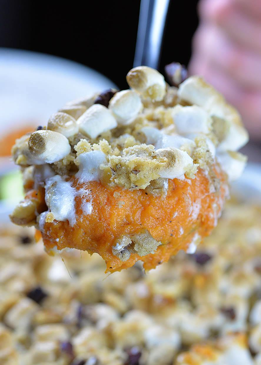 Sweet Potato Casserole Recipe (3)