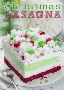 Christmas Lasagma