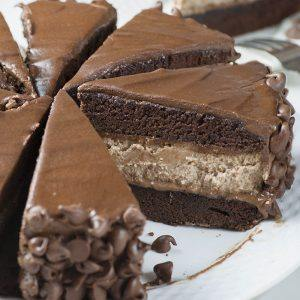 Hershey Cheesecake Chocolate Cake