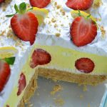 Image of Strawberry Lemonade Lasagna