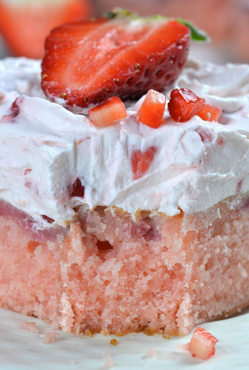 Strawberry Cream Cheese Frosting For Cake