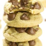 Soft Chocolate Chip Cookies Image
