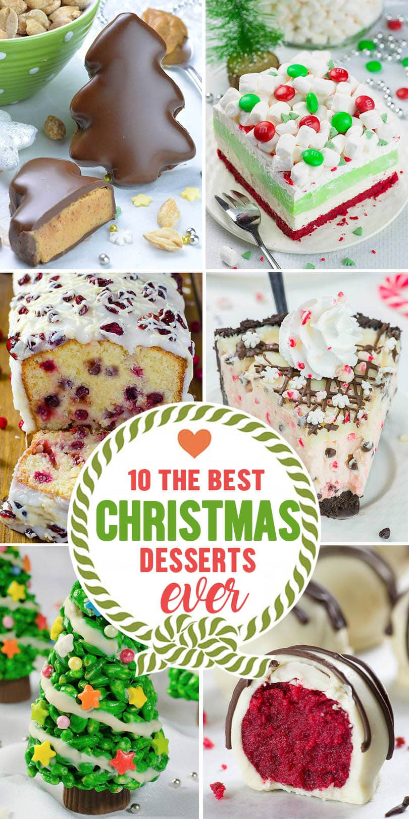 December is the best time of year for indulging in dessert. Try one of our best recipes for Christmas desserts!