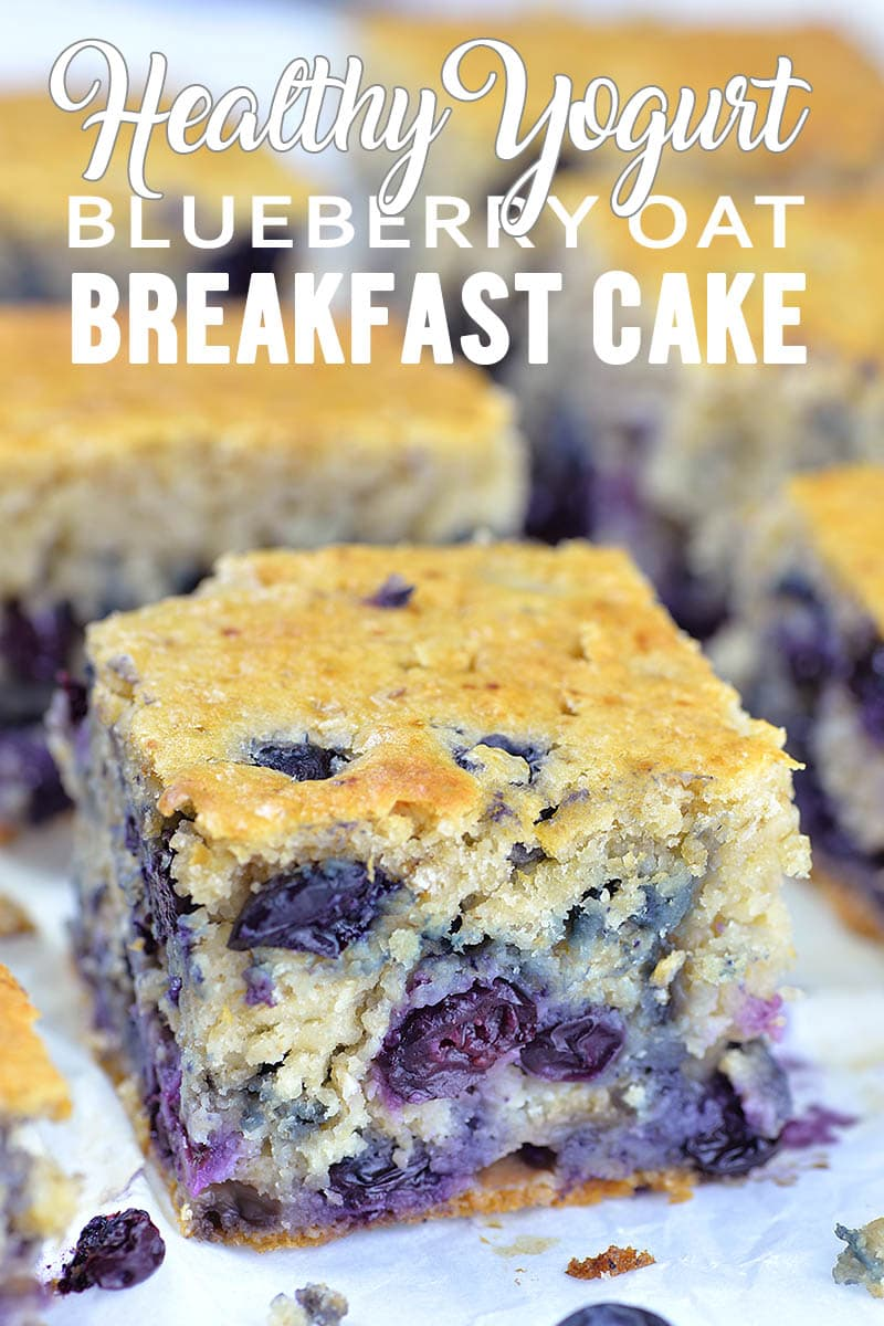If you are searching for delicious, refreshing and easy breakfast idea, this Blueberry Breakfast Cake recipe will soon become your favorite breakfast recipe keeper!