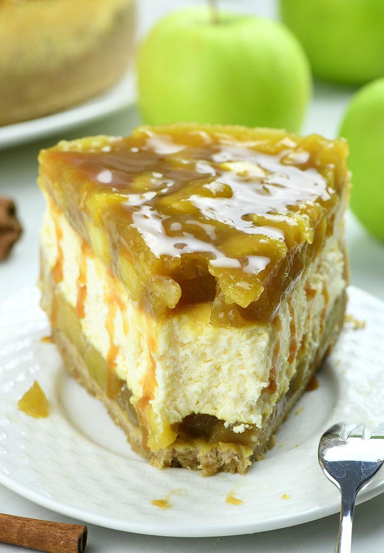 Apple Pie Cheesecake (2)