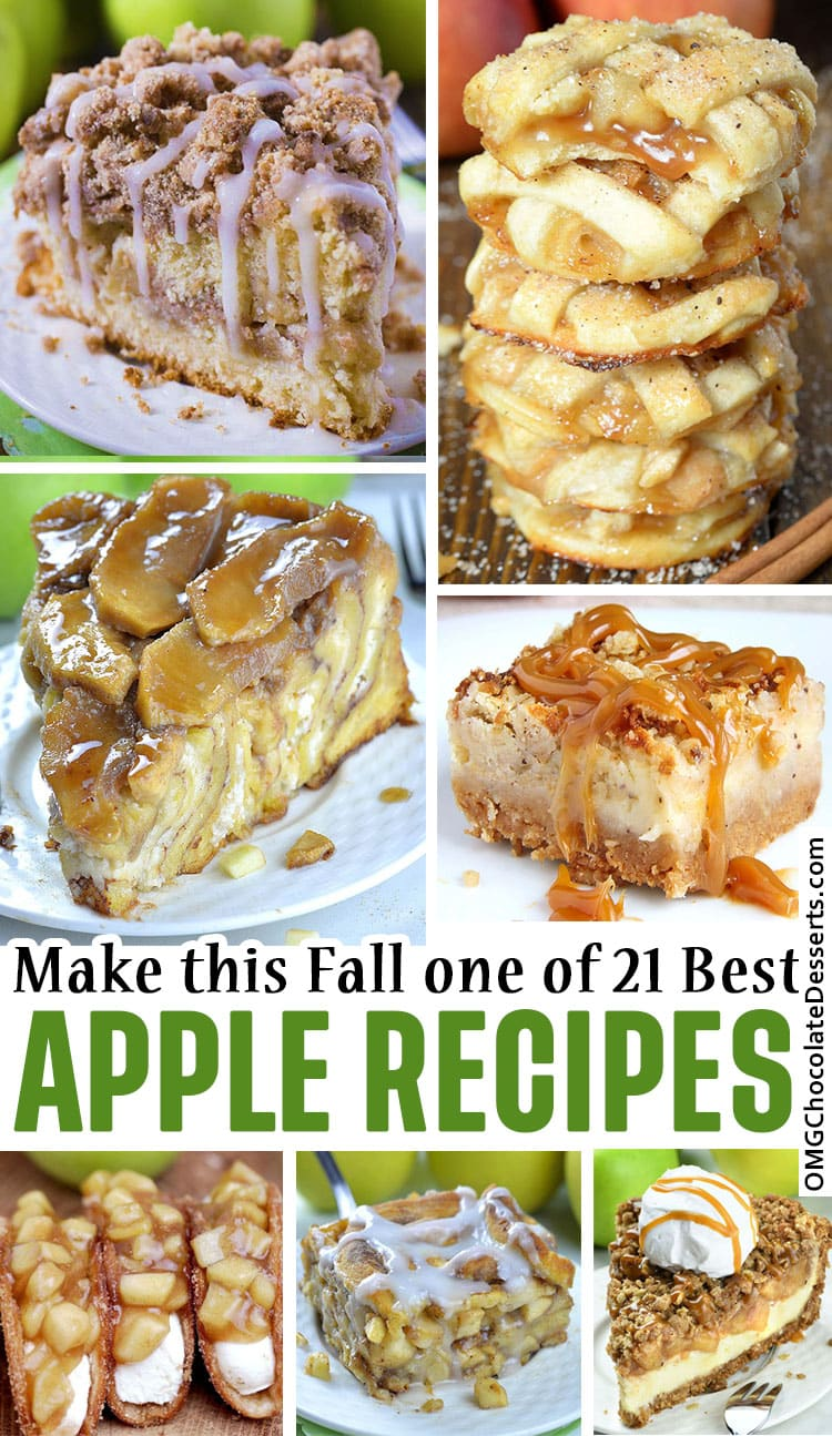 21 Best Apple Recipes to Make This Fall